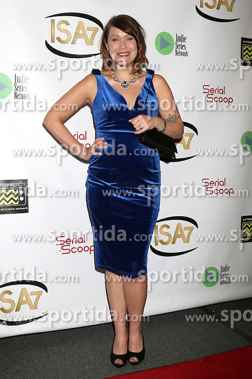 Amber Nash at the 7th Annual Indie Series Awards at the El Portal Theater on April 6, 2016 in North Hollywood, CA. EXPA Pictures © 2016, PhotoCredit: EXPA/ Photoshot/ Kerry Wayne<br /> <br /> *****ATTENTION - for AUT, SLO, CRO, SRB, BIH, MAZ, SUI only*****