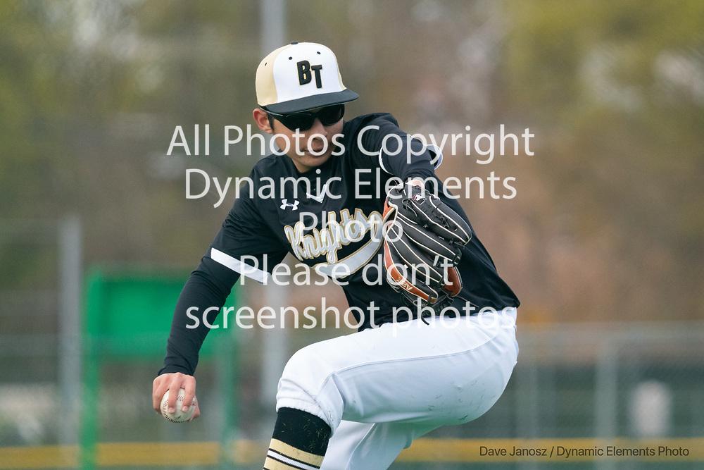 April 22, 2021 - Bergen Tech at Fair Lawn Freshman Baseball