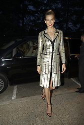 July 12, 2018 - Madrid, Spain - Karlie Kloss attends Vogue 30th Anniversary Party at Casa Velazquez on July 12, 2018 in Madrid, Spain. (Credit Image: © Oscar Gonzalez/NurPhoto via ZUMA Press)