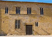 Palacio de Peratallada, Peratallada, Catalunya