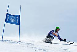 , GBR, Super G, 2013 IPC Alpine Skiing World Championships, La Molina, Spain