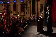 """Middletown, New York - Premiere of the documentary film  """"Hudson Valley Honor Flight - Generation Bridge"""" at the Paramount Theatre on March 7, 2015."""