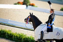 Gal Edward (NED) - Moorlands Totilas<br /> Alltech FEI World Equestrian Games <br /> Lexington - Kentucky 2010<br /> © Dirk Caremans