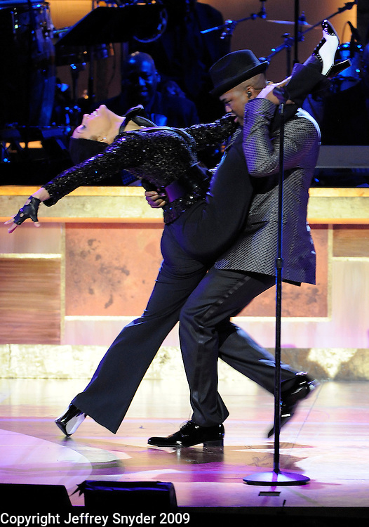 Ne-Yo performs at the 2nd Annual BET Honors2nd Annual BET Honors