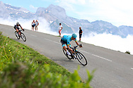 Jakob Fuglsang (DEN - Astana Pro Team) during the 105th Edition of Tour de France 2018, cycling race stage 19, Lourdes - Laruns (200 km) on July 27, 2018 in Laruns, France - photo Kei Tsuji / BettiniPhoto / ProSportsImages / DPPI