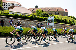 Team CAJA RURAL-SEGUROS RGA during 1st Stage of 27th Tour of Slovenia 2021 cycling race between Ptuj and Rogaska Slatina (151,5 km), on June 9, 2021 in Slovenia. Photo by Matic Klansek Velej / Sportida