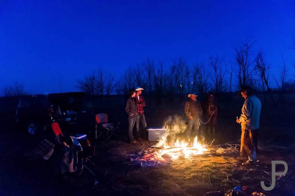 Packsaddle Wildlife Management Area camping story for Oklahoma Today