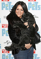 Martine McCutcheon, The 'Petmiere' of The Secret Life of Pets to mark the UK DVD Release, Prince Charles Cinema, London UK, 12 November 2016, Photo by Brett D. Cove