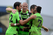 Chester City v Forest Green Rovers 030916