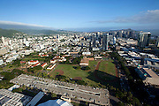 McKinley High School, Honolulu, Oahu, Hawaii