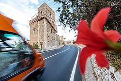 25.05.2017, Taormina, ITA, 43. G7 Gipfel in Taormina, im Bild Auffahrt nach Taormina // Drive to Taormina during the 43rd G7 summit in Taormina, Italy on 2017/05/25. EXPA Pictures © 2017, PhotoCredit: EXPA/ Johann Groder