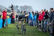 2019-12-27 Cycling: dvv verzekeringen trofee: Loenhout: Fly Corne, fly