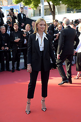 May 25, 2019 - Cannes, France - 72nd Cannes Film Festival 2019, Closing Ceremony Red Carpet. Pictured:  Virginie Efira (Credit Image: © Alberto Terenghi/IPA via ZUMA Press)