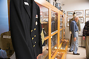 The museum has a room dedicated to photographs, coins, rifles and uniforms of veterens from the Siuslaw area.