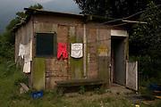 Silvinha's house Jardim São Marcos favela, Cubatão