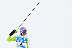 18.03.2011, Pista Silvano Beltrametti, Lenzerheide, SUI, FIS Ski Worldcup, Finale, Lenzerheide, Slalom Damen, im Bild Maria Riesch (GER).  // during Women´s Slalom, at Pista Silvano Beltrametti, in Lenzerheide, Switzerland, 18/03/2011, EXPA Pictures © 2011, PhotoCredit: EXPA/ J. Feichter