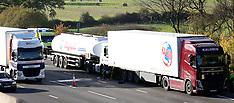 Multi Vehicle Collision M25