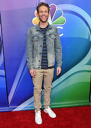 February 20, 2019 - Hollywood, California, U.S. - Glenn Howerton on the carpet at the NBCUniversal Mid Season Press Junket at Universal Studios. (Credit Image: © Lisa O'Connor/ZUMA Wire)