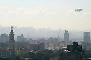 Sao Paulo_SP, Brasil...Vista panoramica da regiao central de Sao Paulo...The panoramic view of central region of Sao Paulo. ..Foto: LEO DRUMOND / NITRO