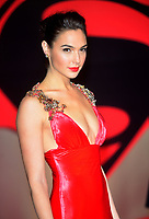 OIC - ENTSIMAGES.COM -  Gal Gadot  at the European Premiere of Batman v Superman: Dawn Of Justice, at the Odeon, Leicester Square, London on March 22nd 2016  Photo Ents Images/OIC 0203 174 1069
