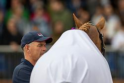 Davis Allen, GBR, Gio<br /> European Championship Dressage Hagen 2021<br /> © Hippo Foto - Dirk Caremans<br /> 11/09/2021