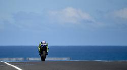 October 26, 2018 - Melbourne, Victoria, Australia - Italian rider Valentino Rossi (#46) of Movistar Yamaha MotoGP in action during day 2 of the 2018 Australian MotoGP held at Phillip Island, Australia. (Credit Image: © Theo Karanikos/ZUMA Wire)