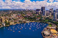 Berrys Bay, North Sydney, Sydney, New South Wales, Australia