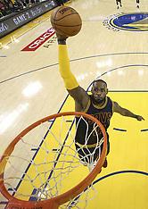 Golden State Warriors vs Cleveland Cavaliers - 1 June 2017