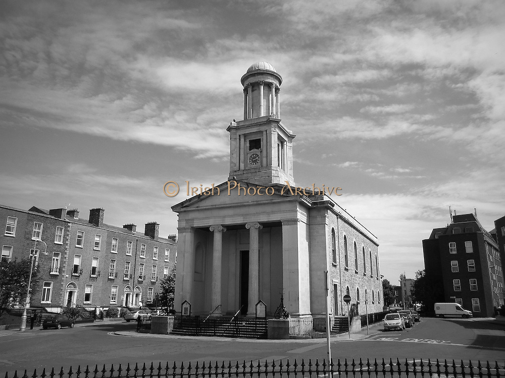 St Stephenís Church, Mount Street Cresent, Dublin, 1824,