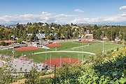 Athletic Sports Field in Fullerton California