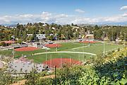 Athletic Sports Field in Fullerton California