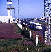 Tenerife north airport, Tenerife, Canary Islands, Spain, 1974 Ciudad de La Laguna Airport, formerly Los Rodeos Airport