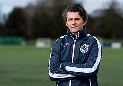 Bristol Rovers Announce New Manager Joey Barton - Mandatory by-line: Ryan Hiscott/JMP - 22/02/2021 - FOOTBALL - Gloucestershire FA - Bristol, England - Bristol Rovers Announce New Manager Joey Barton