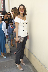 July 2, 2018 - Paris, France - Camila Coelho (Credit Image: © Panoramic via ZUMA Press)