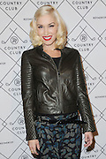 Sept. 4, 2014 - New York, New York, U.S. - <br /> <br /> GWEN STEFANI arriving to the Refinery29 Country Club Launch Event.<br /> ©Exclusivepix