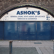Ashok's.<br /> 28 Brixton Station Road.<br /> <br /> Ashok Kumar open his off license 40 years ago. If the proposed eviction happens 3 persons will loose their jobs.