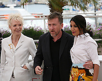 Tonie Marshall, Tim Roth, Leila Bekhti The Jury Un Certain Regard at the 65th Cannes Film Festival. Photocall on Saturday 19th May 2012 in Cannes Film Festival, France.