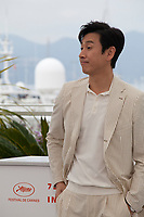 Actor Lee Sun-kyun at Parasite film photo call at the 72nd Cannes Film Festival, Wednesday 22nd May 2019, Cannes, France. Photo credit: Doreen Kennedy