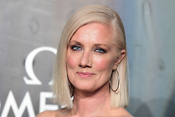 Joely Richardson attending the Lost in Space event to celebrate the 60th anniversary of the OMEGA Speedmaster held in the Turbine Hall, Tate Modern, 25 Sumner Street, Bankside, London. PRESS ASSOCIATION Photo. Picture date: Wednesday 26 April  2017. Photo credit should read: Ian West/PA Wire