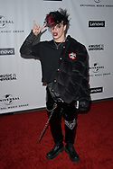 YUNGBLUD at the Universal Musical Group's 2020 Grammy After Party at Rolling Greens in Los Angeles, California