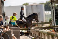 Spits Thibeau, BEL, Juragold Bormes<br /> Groenten Jumping - Sint Kathelijne Waver 2020<br /> © Hippo Foto - Dirk Caremans<br /> 21/07/2020
