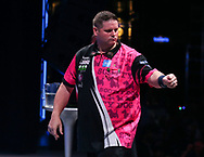 Scott Mitchell during the BDO World Professional Championships at the O2 Arena, London, United Kingdom on 11 January 2020.