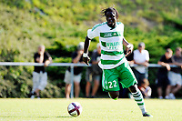 FOOTBALL - FRIENDLY GAMES 2011/2012 - AS SAINT ETIENNE v FC ISTRES  - 8/07/2011 - PHOTO GUY JEFFROY / DPPI - MOUSTAPHA BAYAL (ASSE)
