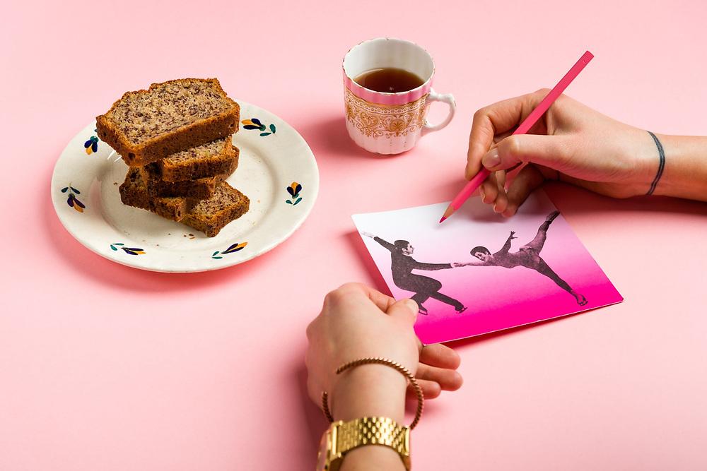 """ciasto  z menu """"Ranny Ptaszek"""" na krakowskim Kazimierzu"""