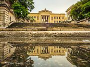 The University of Havana or (Universidad de La Habana) in the Vedado, Havana, the Republic of Cuba.
