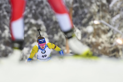 "March 8, 2019 - ƒâ€""Stersund, Sweden - 190308 Hanna Öberg of Sweden competes in the Women's 7.5 KM sprint during the IBU World Championships Biathlon on March 8, 2019 in Östersund..Photo: Petter Arvidson / BILDBYRÃ…N / kod PA / 92247 (Credit Image: © Petter Arvidson/Bildbyran via ZUMA Press)"