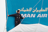 La Route des Princess. Roscoff. France<br /> Pictures of the Oman Air - Musandam MOD70 skippered by Sidney Gavignet (FRA), shown here crossing the finish line in 2nd place and 2nd place in the overall rankings for the regatta.<br /> Credit: Lloyd Images