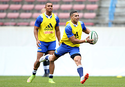 Cheslin Kolbe during Western Province training session held at Newlands Rugby Stadium in Cape Town, South Africa on 15th September 2016.<br /> <br /> Photo by Shaun Roy/Real Time Images