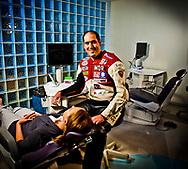 Dentist portrait