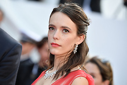 """Stacy Martin attends the closing ceremony screening of """"The Specials"""" during the 72nd annual Cannes Film Festival on May 25, 2019 in Cannes, France.<br /> Photo by David Niviere/ABACAPRESS.COM"""